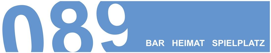 089 Bar Logo