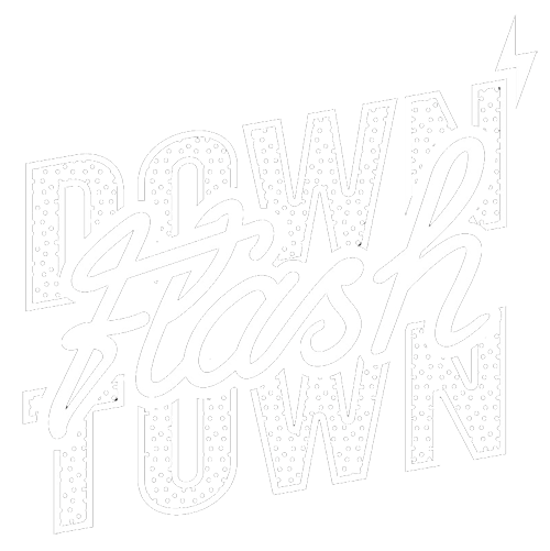 Downtown Flash Logo