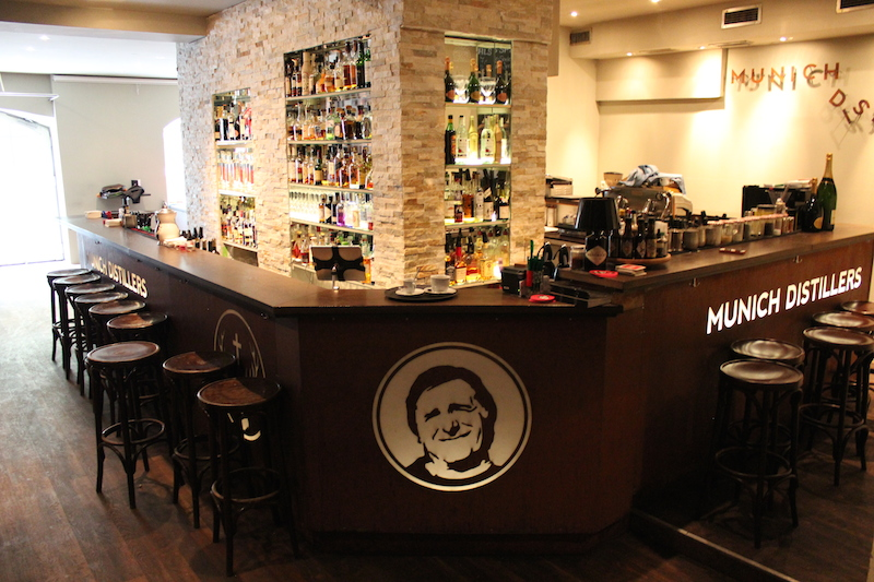 Distillers Bar Tresen