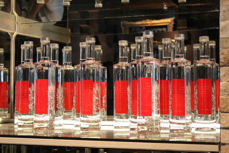 Monaco Vodka Flaschen