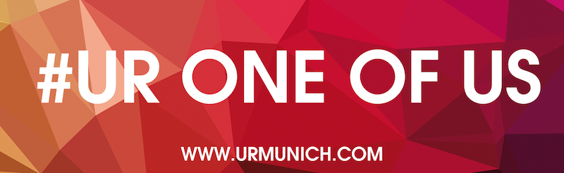 #UR Munich – Electronic Music Weekend 2014