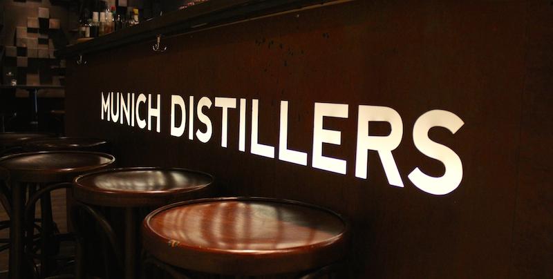 Munich Distillers – Ein Vodka für München