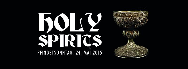Holy Spirits im Crux (24. Mai 2015)