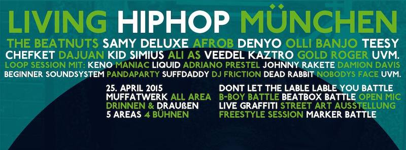 Living HipHop Festival 2015