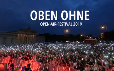 Oben Ohne Open-Air-Festival 2019